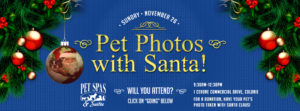 Pet Pictures with Santa 2017 @ Pet Spas & Suites | Albany | New York | United States
